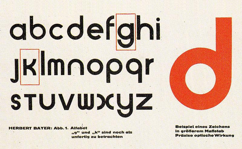 Bauhaus Graphics